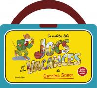 La maleta de jocs per a les vacances de Geronimo Stilton