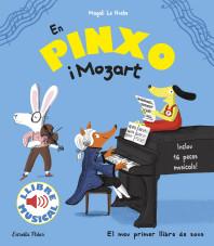 En Pinxo i Mozart. Llibre musical