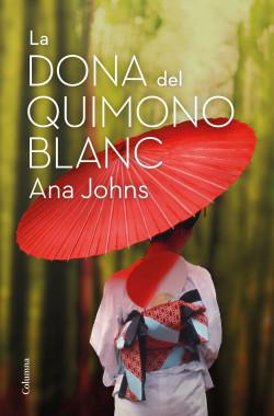 La dona del quimono blanc